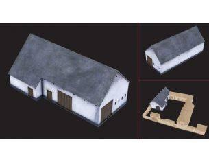 Italeri IT6175 FIENILE WATERLOO 1815-2015 LA HAIE SAINTE-BARN KIT 1:72 Modellino