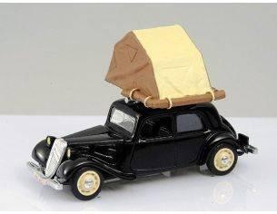 Eligor 101202 CITROEN TRACTION CAMPING CAR 1/43 Modellino