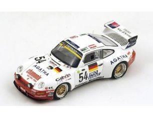 Spark Model S0993 PORSCHE 911 BI-TURBO N.54 19th LM 1995 KAUFMANN-HANE-LIGONNET 1:43 Modellino