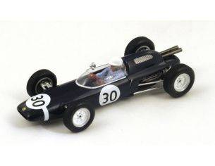 Spark Model S2138 LOTUS 24 M.TRINTIGNANT 1962 N.30 ACCIDENT MONACO GP 1:43 Modellino