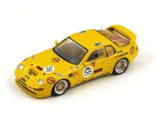 Spark Model S4178 PORSCHE 968 RS TURBO N.58 ACCIDENT LM 1994 BSCHER-JONES-NIELSEN 1:43 Modellino