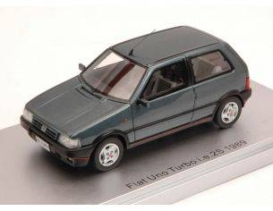 Kess Model KS43010036 FIAT UNO TURBO ie 2S 1989 GREY MET.ED.LIM.PCS 250 1:43 Modellino