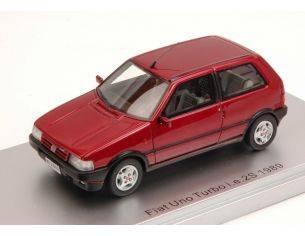 Kess Model KS43010035 FIAT UNO TURBO ie 2S 1989 RED MET.ED.LIM.PCS 250 1:43 Modellino