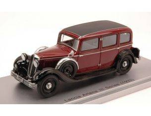 Kess Model KS43019011 LANCIA ARTENA III SERIES 1933 BORDEAUX/BLACK 1:43 Modellino