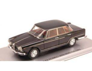 Kess Model KS43000171 ALFA ROMEO 2600 BERLINA 1962 BLACK 1:43 Modellino