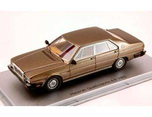 Kess Model KS43014012 MASERATI QUATTROPORTE 4.9 1983 MARRONE COLORADO MET.1:43 Modellino