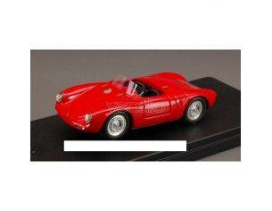 Jolly Model JM0273 PORSCHE 550 '55 RED 1:43 Modellino