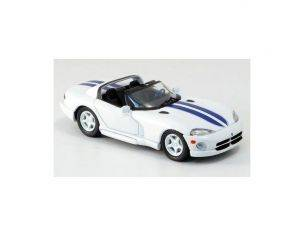 Jouef 3620 DODGE VIPER RT/10 CABRIO WHITE 1/43 Modellino
