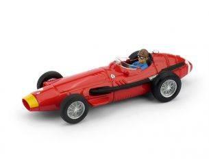 Brumm BM0092CH MASERATI 250F J.M.FANGIO 1957 N.1 WINNER GERMAN GP W/PILOTE 1:43 Modellino
