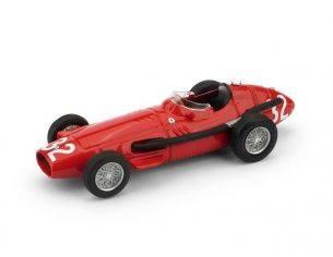 Brumm BM0135 MASERATI J.M.FANGIO 1957 N.32 WINNER MONACO GP  1:43 Modellino