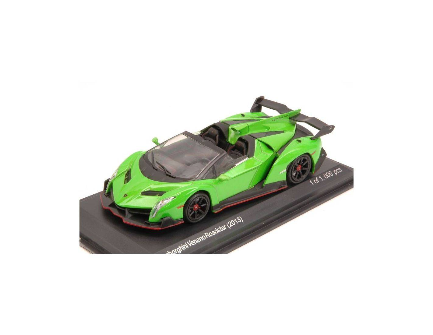 White Box WB521 LAMBORGHINI VENENO ROADSTER 2013 GREEN 1 ...