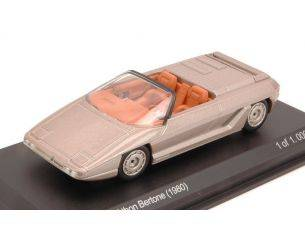 White Box WB508 LAMBORGHINI ATHON BERTONE 1980 LIGHT BROWN METALLIC 1:43 Modellino
