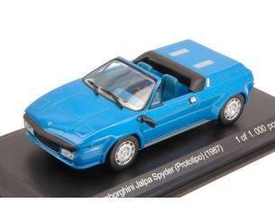 White Box WB511 LAMBORGHINI JALPA SPYDER PROTOTIPO 1987 BLUE 1:43 Modellino