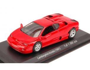 White Box WB513 LAMBORGHINI ACOSTA 1997 RED 1:43 Modellino
