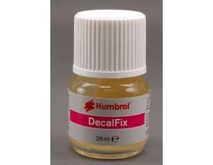 Humbrol HBAC6134 DECALFIX 28 ml Modellino
