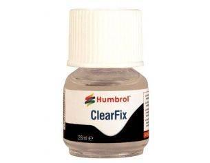 Humbrol HBAC5708 CLEARFIX COLLA PER VETRI ANTIAPPANNAMENTO ml 28 Modellino
