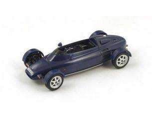 Spark Model S3153 ROCKET BY GORDON MURRAY 1993 BLUE 1:43 Modellino