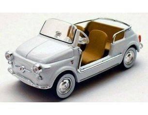 500 010BIS FIAT 500 JOLLY AMERICA APERTA 1/43 Modellino