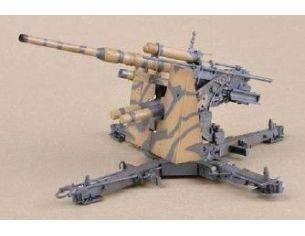 Merit Model ME60030 GERMAN FLK 33 88mm ANTI AIRCRAFT GUN MONTATO E VERNICIATO 1:18 Modellino