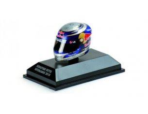 Minichamps PM381100705 CASCO S.VETTEL 2010 INTERLAGOS 1:8 Modellino
