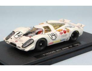 Ebbro EB44728 PORSCHE 917 N.14 6th JAPAN GP 1969 J.SIFFERT-D.PIPER 1:43 Modellino