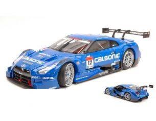 Ebbro EB81017 NISSAN GT-R N.12 WINNER FUJI GT500 2014 H.YASUDA-J.POLIVEIRA 1:18 Modellino