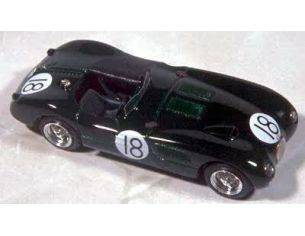 Top Model TM0030 JAGUAR C TYPE WINNER LM'53 N.18 1:43 Modellino