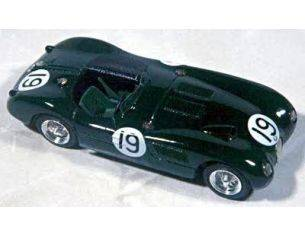 Top Model TM0069 JAGUAR C TYPE WINNER LM'53 N.19 1:43 Modellino