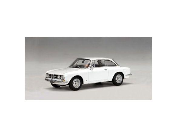 Auto Art / Gateway AA50103 ALFA ROMEO 1750 GTV 1967 WHITE 1:43 Modellino