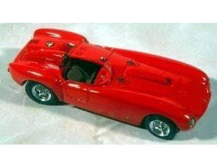 Top Model 125A FERRARI 376 1954 STREET RED 1/43 Modellino