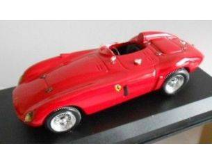 Top Model 138 FERRARI 121 LM TURISMO 1955 RED 1/43 Modellino