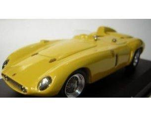 Top Model 139 FERRARI 121 LM 1955 YELLOW 1/43 STR. Modellino