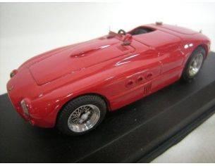 Top Model 141 FERRARI 340 MM 1953 RED 1/43 STREET Modellino