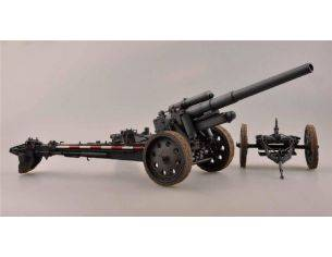 Trumpeter TP61603 GERMAN 15 cm SFH 18 HOWITZER 1:16 Modellino