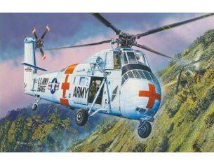 Trumpeter TP64103 ELICOTTERO CH-34 US ARMY RESCUE KIT 1:48 Modellino