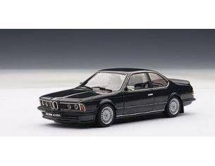 Auto Art / Gateway AA50508 BMW 635 CSI 1978 BLACK 1:43 Modellino