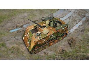 Italeri IT7069 M 106 MORTAR CARRIER KIT 1:72 Modellino