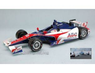 Greenlight GREEN10969 HONDA INDY CAR N.41 ACCIDENT JACK HAWKSWORTH 2015 1:18 Modellino