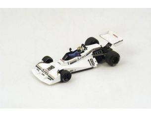 Spark Model S4011 SURTEES TS19 V.SCHUPPAN 1977 N.18 7th GERMAN GP 1:43 Modellino