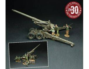 Figarti A38029 LONG TOM 155MM GUN - CANNONE 1/30 Modellino