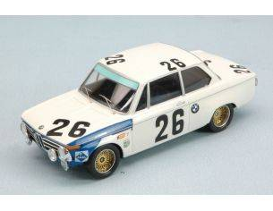 Trofeu TF1720 BMW 2002 N.26 DNF 24H SPA 1969 D.QUESTER-C.CRAFT 1:43 Modellino