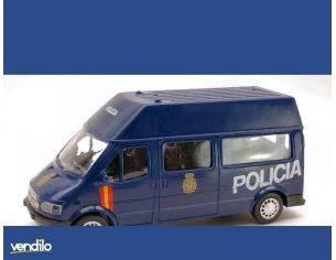 New Ray NY56093 VAN POLICIA 1:32 Modellino
