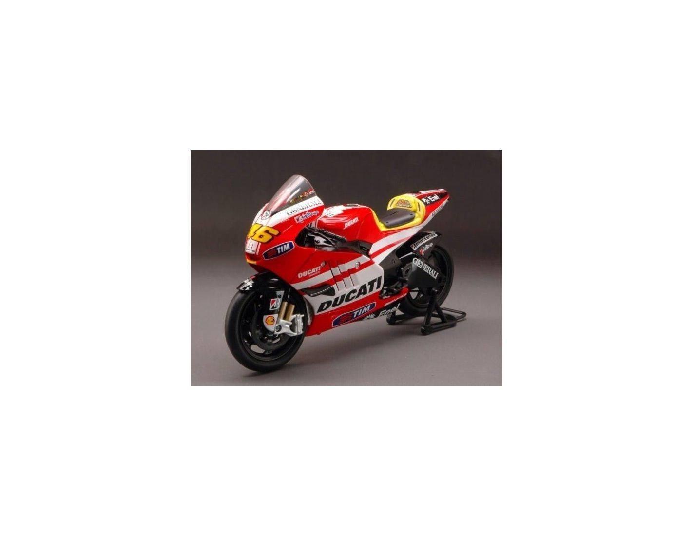 New Ray NY57063 Ducati V.Rossi 2011 1:12 MODELLINO Die Cast Model