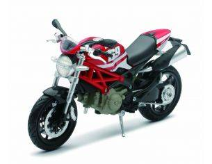New Ray NY57523 DUCATI MONSTER 796 (No.69) 1:12 Modellino