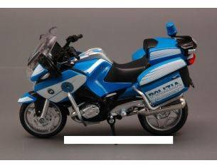 New Ray NY67673 BMW R1200RT POLIZIA 1:18 Modellino