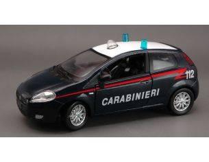 New Ray 71126 FIAT GRANDE PUNTO CARABINIERI 1:24 Modellino
