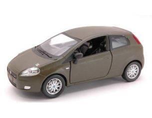 New Ray NY71166 FIAT GRANDE PUNTO ESERCITO ITALIANO 1:24 Modellino