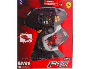 New Ray NY88373 FERRARI F10 RADIOC.RICARICAB.1:55 Modellino