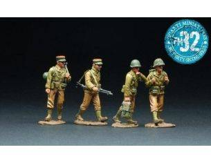 Figarti F4043E FRENCH FOREIGN LEGION TROOPS 1/32 Modellino