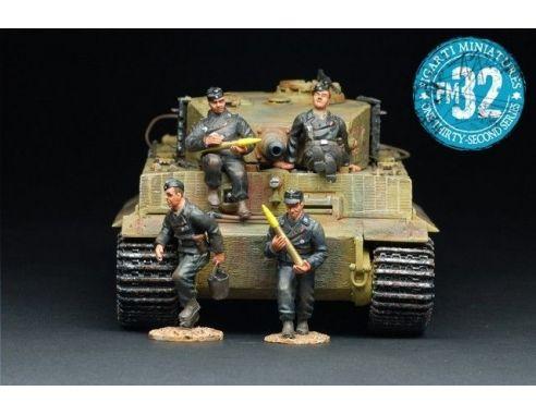 Figarti G2008SP MASTER & FRIEND EUROPEAN THEATRE WORLD WAR II Modellino